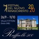Festival del Nuovo Rinascimento 2020