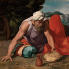 L'Elia nel deserto di Daniele da Volterra l'ultimo acquisto degli Uffizi