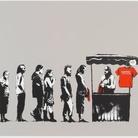 Il secondo principio di un artista chiamato Banksy