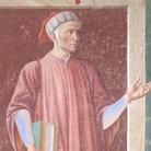 Il restauro del ritratto di Dante di Andrea del Castagno alla Galleria degli Uffizi