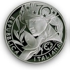 È italiana la moneta del 2017