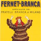 Leonetto Cappiello, Fernet Branca. Il re degli amari, 1909