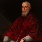 Domenico Tintoretto. Ritratto di Giovanni Grimani