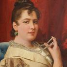 Paola Goretti. Ottocento alla moda: violette, gardenie, cincillà