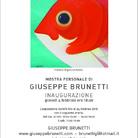 Personale di Giuseppe Brunetti