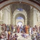 Raffaello Sanzio, Scuola di Atene, 1509-1511, Affresco, 770 x 500 cm, Musei Vaticani, Città del Vaticano | © Governatorato SCV - Direzione dei Musei