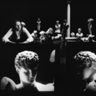 Studio Azzurro, Delfi (studio per suono, voce, video e buio), Spettacolo, 1990, Parma, Festival Teatro 2