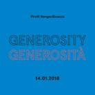 Generosity/Generosità