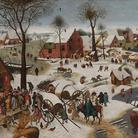 Pieter Bruegel il Vecchio, Il censimento a Betlemme