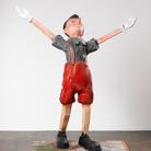 Enigma Pinocchio. Da Giacometti a LaChapelle