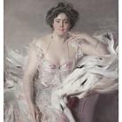 Giovanni Boldini. Ritratto di Lady Nanne Schrader, nata Wiborg