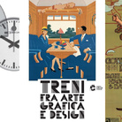 Treni fra arte, grafica e design