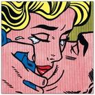 Roy Lichtenstein, Il Bacio