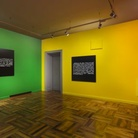 Colour In Contextual Play. An installation by Joseph Kosuth / Neon in Contextual Play: Joseph Kosuth and Arte Povera