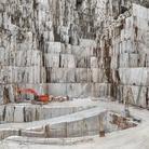 Edward Burtynsky, Carrara Marble Quarries, Cava di Canalgrande #2, Carrara, Italy, 2016   Foto © Edward Burtynsky   Courtesy of © Admira Photography, Milan / Nicholas Metivier Gallery, Toronto