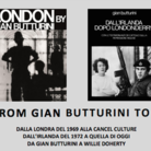FROM GIAN BUTTURINI TO…