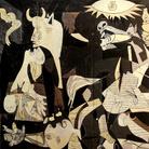 Picasso tra guerra e pace: a Padova il grande cartone di Guernica