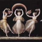 Antonio Canova, Dal ciclo di tempere sulla danza appena restaurate, Gypsotheca e Museo Antonio Canova, Possagno | Foto: Fabio Zonta