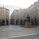 Piazza Palazzo di Città, Torino. - Torino