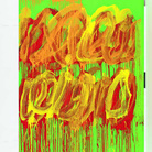 Cy Twombly. Paradise