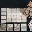 Antica tombola d'azzardo olandese, Collezione Manfred Zollinger | Courtesy of Fondazione Benetton Studi Ricerche Treviso