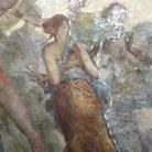 Alla Domus Aurea tornano a splendere gli affreschi di Achille a Sciro