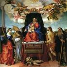 La pala di Santo Spirito di Lotto torna a casa