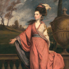 Sir Joshua Reynolds, Jane Fleming, later Countess of Harrington, c.1778-79, San Marino, The Huntington Library, Art Collections and Botanical Gardens