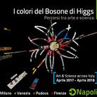 I colori del Bosone di Higgs: percorsi tra arte e scienza