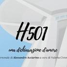 Alessandro Acciarino. H501. Una dichiarazione d'amore