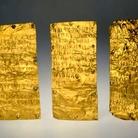 Le lamine d'oro di Pyrgi a 50 anni dal ritrovamento
