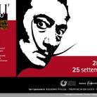 'Il genio di Salvador Dalì' al Castello Aragonese di Otranto