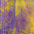 Titina Maselli, Notte a New York, 1962-63, Olio su tela, 81 x 100 cm, Galleria Massimo Minini di Brescia | Courtesy of Galleria Massimo Minini, Brescia | Foto: Gilberti Petrò