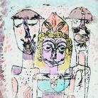 Paul Klee, Greco e i barbari, 1920, Kunstmuseum Bern | Nel 1933 Paul Klee fu costretto dal regime nazista alle dimissioni dall'Accademia di Düsseldorf in cui insegnava dal 1931 dopo aver lasciato la Bauhaus di Gropius