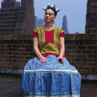 Nickolas Muray, Frida in New York, 1939 | © Nickolas Muray Photo Archive