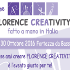 Florence Creativity Autunno 2016
