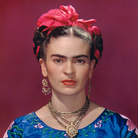 Nickolas Muray, Frida Kahlo in Blue Dress, 1939 | © Nickolas Muray Photo Archive