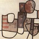 Un francobollo per i 100 anni della nascita di Burri