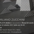 Emiliano Zucchini - RAW Rome Art Week
