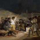 Francisco José de Goya y Lucientes (Fuendetodos 1746 - Bordeaux, 1828), Il 3 maggio 1808, 1814, Olio su tela 3.47 x 2,68 m, Museo del Prado, Madrid | Courtesy of Nexo Digital