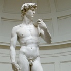 Il David di Michelangelo simbolo dell'Expo 2015