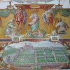 Affresco nel Giardino di Villa Medici a Roma | © Wikimedia Commons Photo by Warburg 2010