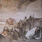 La nuova luce degli affreschi delle Vittorie della Grande Guerra