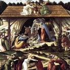 """""""Apocalittico Botticelli"""" La Madonna del Padiglione e la Natività Mistica"""