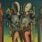 De Chirico e il sottosopra metafisico della Pittura