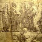 Cartone della Scuola di Atene