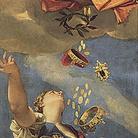 Venezia riceve da Giunone il corno ducale