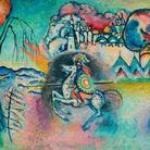 Fra folklore e Astrattismo: Kandinskij, il cavaliere errante