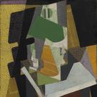 Juan Gris, Lampada, 1916, Olio su tela, 64.8 x 81 cm, Philadelphia Museum of Art, Collezione Louise e Walter Arensberg, 1950