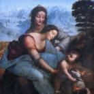 La Sant'Anna di Leonardo rivela il segreto della sua arte